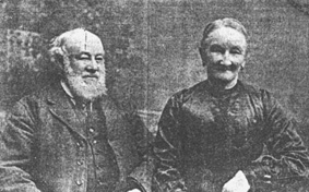 James and Charlotte Payne Golden Wedding Anniversary Jan 1921