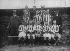 Ash United at 'The Common' late 1930s