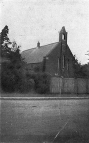 Ash Methodist Chapel