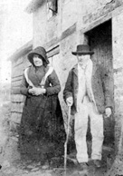 James Hogsflesh and his wife